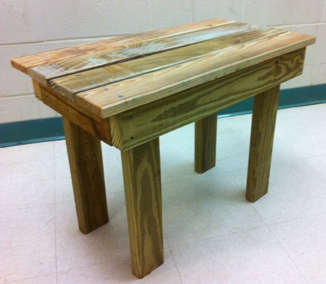 Side Table -$28